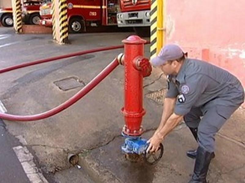 Hidrante de coluna completo preço