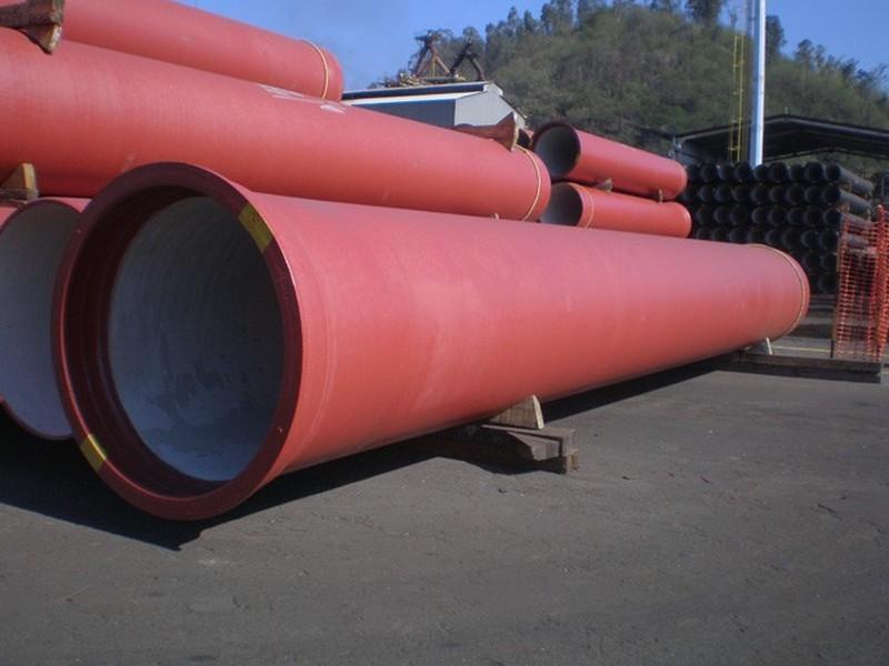 Tubos e Conexões de Ferro Fundido