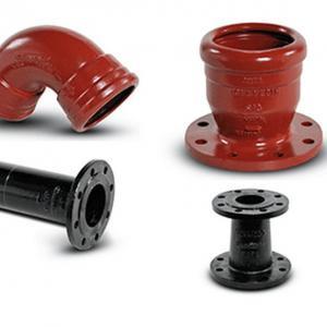 Material de ferro fundido