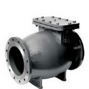 Válvula de retenção de ferro fundido